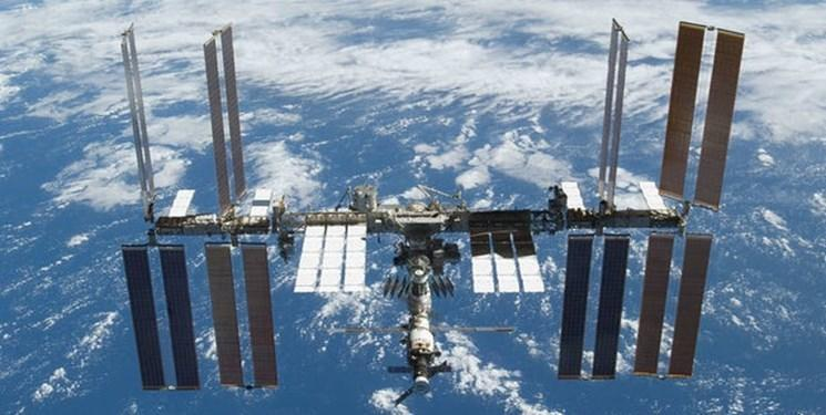 ایستگاه فضایی شلوغ شد