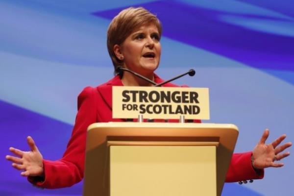 اسکاتلند خواهان برگزاری همه پرسی استقلال است