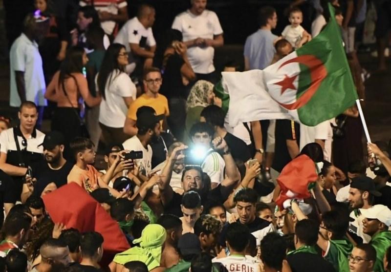 ادامه تظاهرات در الجزایر