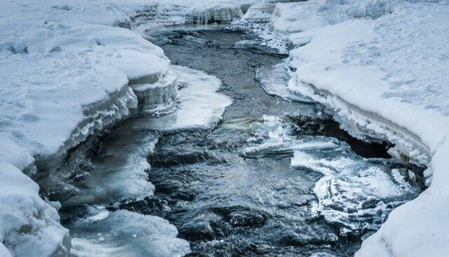 رودخانه های یخچالی سریع تر از جنگل های استوایی کربن جذب می نمایند