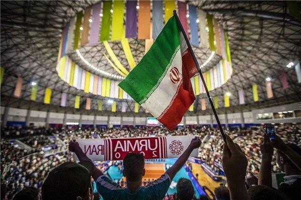 میزبانی ارومیه و اتفاقات مثبت برای ایران، تماشاگران سربلند شدند