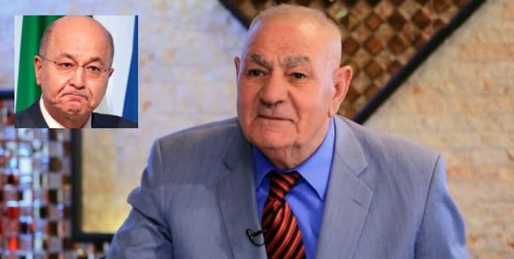 کارشناس حقوقی: استعفای رئیس جمهور عراق تا هفت روز اجرایی نیست