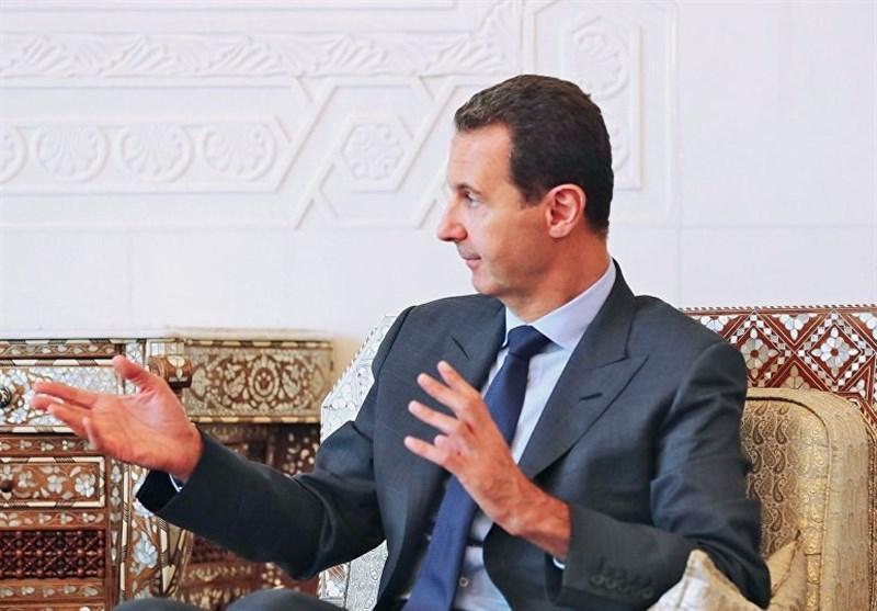 توییتر حساب کاربری رئیس جمهوری سوریه را بست