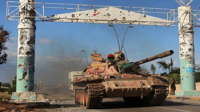 دولت وفاق ملی لیبی مشارکت در مذاکرات نظامی ژنو را تعلیق کرد