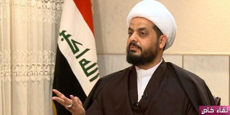 شیخ خزعلی خواستار تغییر نظامی پارلمانی و قانون اساسی عراق شد