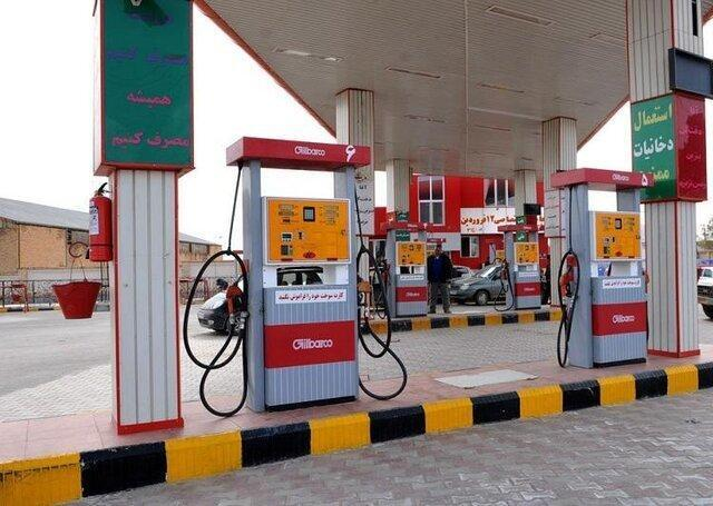 کاهش 50 درصدی فروش جایگاه داران سوخت