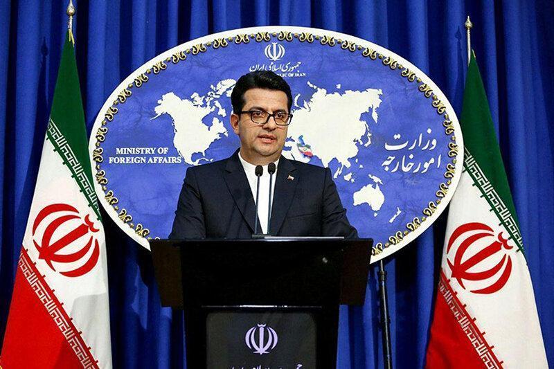 پست توئیتری موسوی به مناسبت روز خلیج فارس، عکس