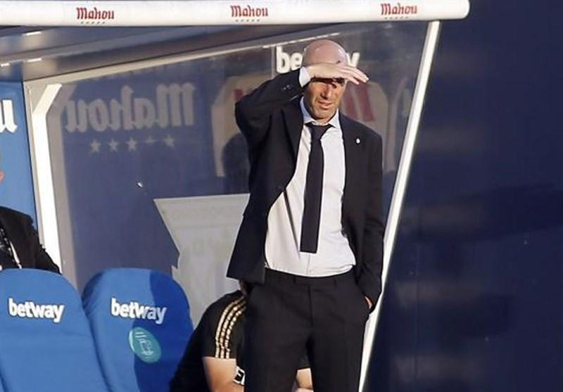 زیدان: بازیکن جدید؟ رئال مادرید همین حالا هم کلی بازیکن دارد، مسئله ای با اِزار ندارم