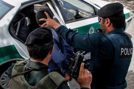 سرقت مسلحانه از مهد کودکی در خیابان پاسداران