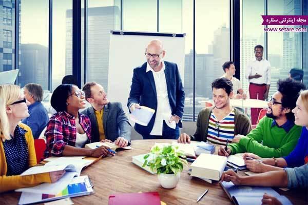 8 توصیه برای افزایش توانایی حرف زدن در جمع