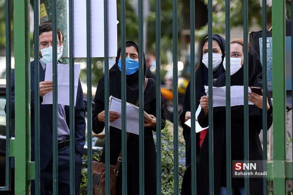 کنکور دکتری 1400 به تعویق می افتد؟ ، سکوت نمایندگان معترض به تخلفات متعدد کنکور های کرونایی 99 خبرنگاران