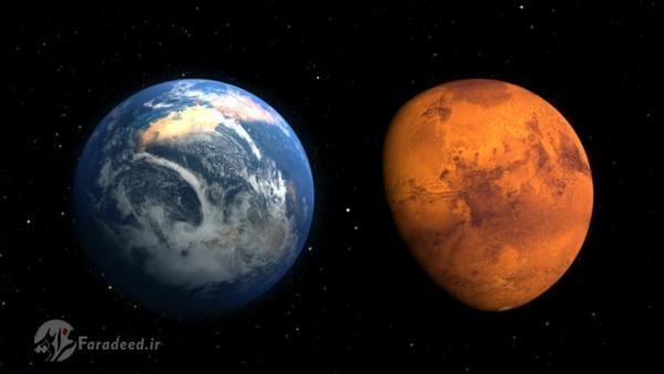 آیا در مریخ دریاچه آب شور وجود دارد؟