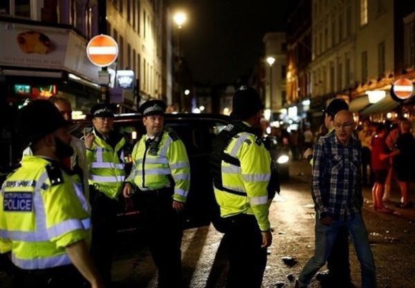 وزیر انگلیسی: پلیس باید درباره ناآرامی ها در لندن توضیح دهد
