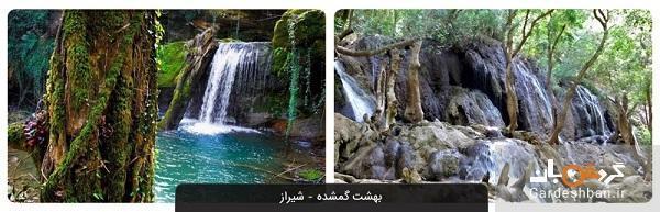 تنگ بستانک یا بهشت گمشده؛طبیعت حیرت انگیز استان فارس